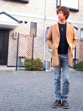 Ryu--taさんの(ユニクロ ユニクロ)を使ったコーディネート