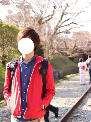 「MEN コットンフルジップパーカ(ユニクロ)」 using this Ryu--ta looks