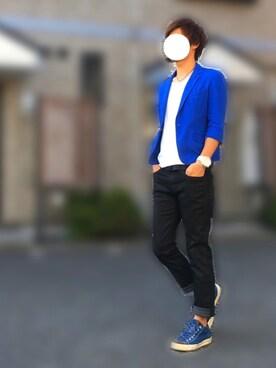 Ryu--taさんの(STUDIOUS:Lab ステュディオス セレクト)を使ったコーディネート