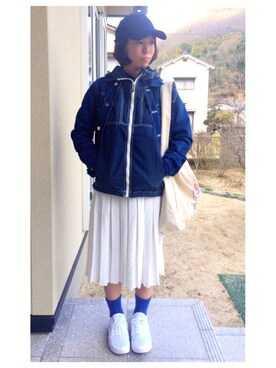 YOSHIKOさんの(古着)を使ったコーディネート