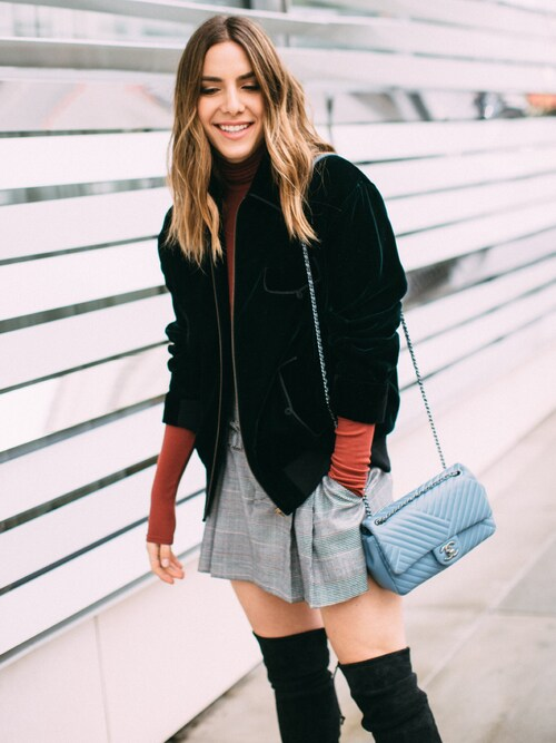 (SAINT LAURENT PARIS) using this Erin Grey looks