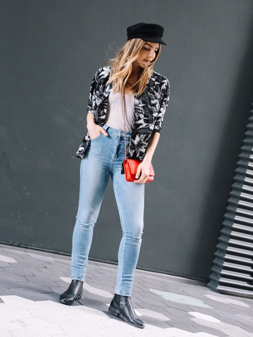 (GUESS JEANS) using this Erin Grey looks