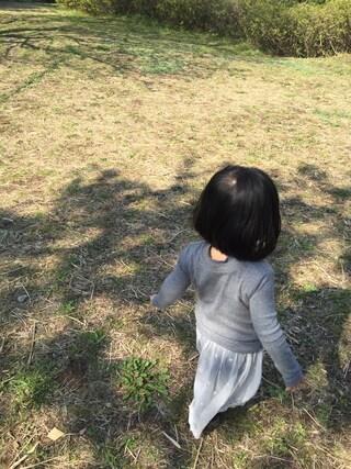 kyouさんの「GIRLS リブハイネックT(長袖)(ユニクロ|ユニクロ)」を使ったコーディネート