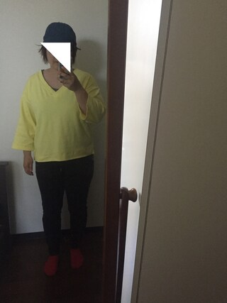 kyouさんの「◆カタログ掲載◆小松菜奈さん着用◆【WOMEN】◆2×2リブ ショートソックス(靴下屋|クツシタヤ)」を使ったコーディネート
