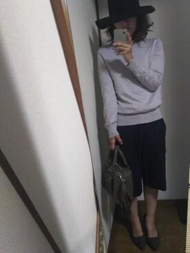 (UNIQLO) using this miwa looks