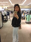 (ZARA WOMAN) using this Sherlyn Ching looks