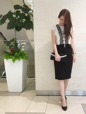 KATHARINE ROSS 難波店|M.misuzuさんの(KATHARINE ROSS|キャサリンロス)を使ったコーディネート