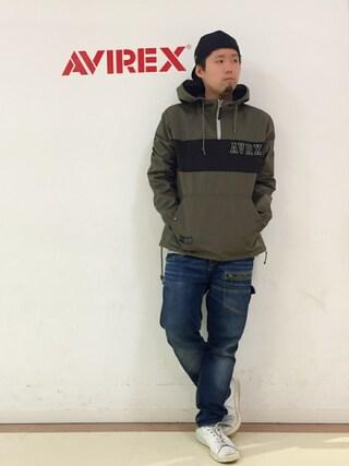 AVIREX 横浜|HONDAさんの(AVIREX|アヴィレックス)を使ったコーディネート