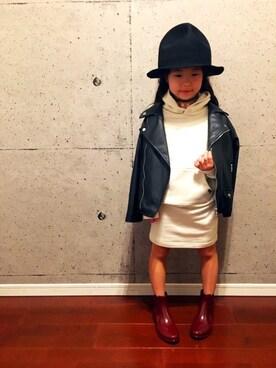 NOAH eq=al MOMさんの(韓国子供服)を使ったコーディネート