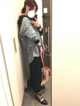 K&H☆彡さんの(RETRO GIRL|レトロガール)を使ったコーディネート