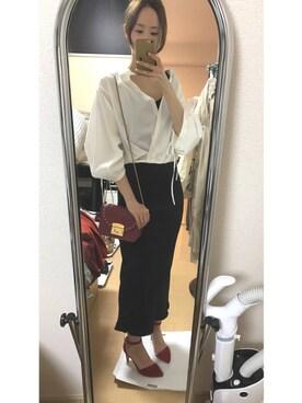 takamieさんの(snidel|スナイデル)を使ったコーディネート