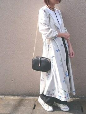 Ayaさんの(PAPILLONNER|パピヨネ)を使ったコーディネート