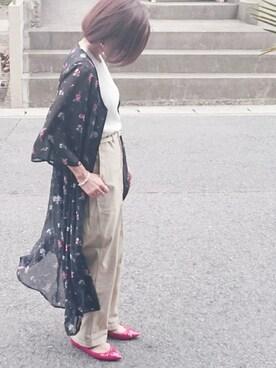 Ayaさんの(GU|ジーユー)を使ったコーディネート