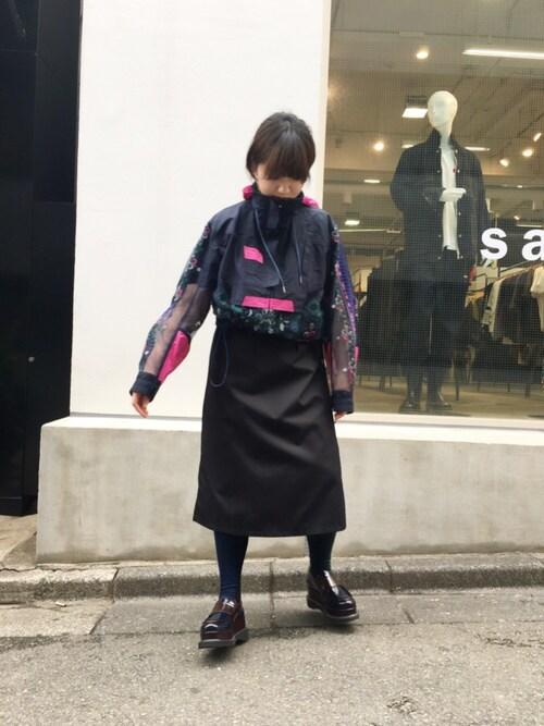 KEIKOさんの「603 『NEW BASIC』ジャンパースカート(603)」を使ったコーディネート