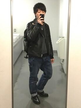 Yu  Aoyamaさんの(URBAN RESEARCH ID|アーバンリサーチ アイディー)を使ったコーディネート