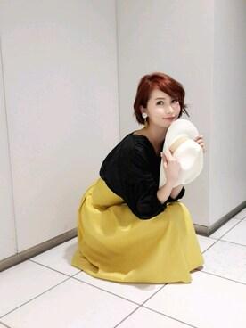 ROPE' mademoiselle 丸の内店|鳥子さんの(ROPE' mademoiselle|ロペマドモアゼル)を使ったコーディネート