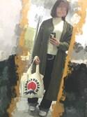 kaoruさんの「UTILITY ZIP COAT(SLY|ザラ)」を使ったコーディネート