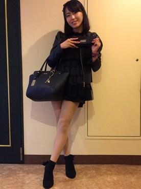 Ayaka Onishiさんの(Samantha Tiara|サマンサティアラ)を使ったコーディネート