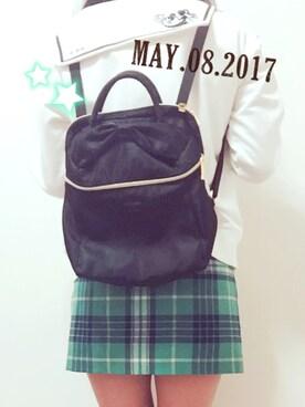 Ayaka Onishiさんの(Secret Honey|シークレットハニー)を使ったコーディネート