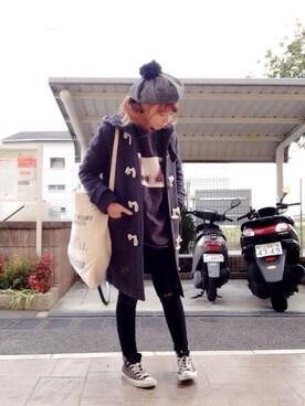 いく☆さんの(via j|ヴィアジェイ)を使ったコーディネート