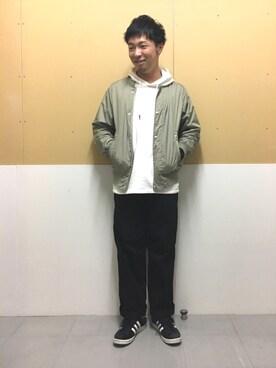 coen神戸北店|coen@きだっしーさんの(coen|コーエン)を使ったコーディネート