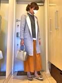 ぺるもっちさんの「上品に持てるアクセントItem♪2way☆コンパクトミニボストンバッグ/レディース/神戸レタス[B783](KOBE LETTUCE KOBE LETTUCE)」を使ったコーディネート