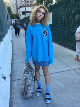 (STUSSY) using this Jenny  looks