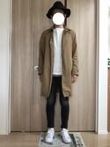あおたつさんの「DOORS Spring Coat(URBAN RESEARCH DOORS MENS|アーバンリサーチ ドアーズ メンズ)」を使ったコーディネート