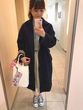 mysticルミネ横浜店|anna  aoyamaさんの(Mila Owen|ミラ オーウェン)を使ったコーディネート