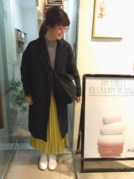 mysticルミネ横浜店 anna  aoyamaさんの(mystic ミスティック)を使ったコーディネート
