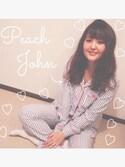 anna  aoyamaさんの「シャツパジャマセット(PEACH JOHN|ピーチジョン)」を使ったコーディネート