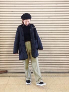まる◎さんの(URBAN RESEARCH DOORS WOMENS|アーバンリサーチ ドアーズ ウィメンズ)を使ったコーディネート