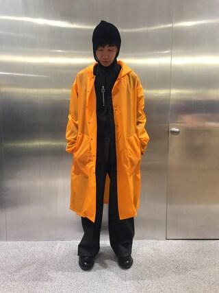 MIDWEST OSAKA HERBIS|fujisakiさんの(JOHN LAWRENCE SULLIVAN|ジョン ローレンス サリバン)を使ったコーディネート