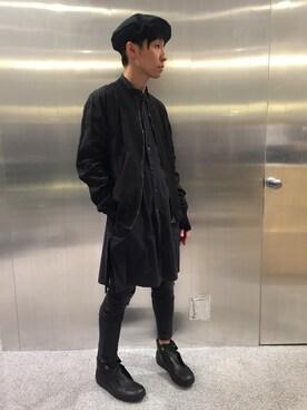 MIDWEST OSAKA|fujisakiさんの(KIJIMA TAKAYUKI|キジマ タカユキ)を使ったコーディネート