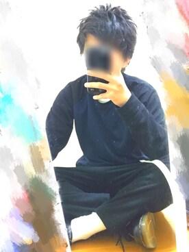 Hiromuさんの(HARE|ハレ)を使ったコーディネート