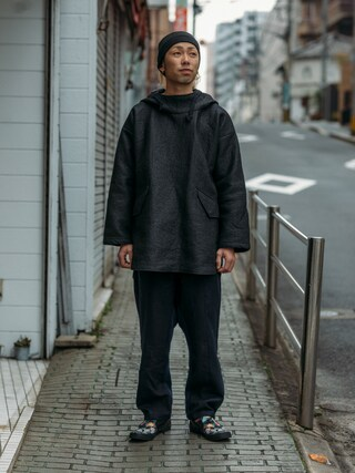 OWL yusuke さんの「masterkey マスターキー 「ELEPHANT」ユニセックス(masterkey マスターキー)」を使ったコーディネート