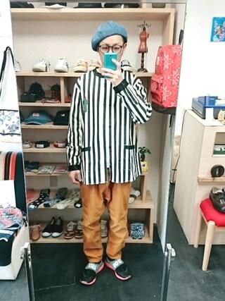 OWL|yusuke さんの「masterkey マスターキー 「OASIS」ユニセックス(masterkey|マスターキー)」を使ったコーディネート