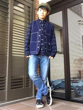 yuseiさんの(AOZORA|アオゾラ)を使ったコーディネート