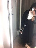 iamkahoさんの「オリジナルス スカート[3 STRIPES LONG SKIRT](adidas|アディダス)」を使ったコーディネート