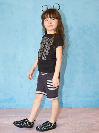 F.O.Online Store F.O.OnlineStoreさんの「ネット限定3柄6色Tシャツ(BREEZE ブリーズ)」を使ったコーディネート