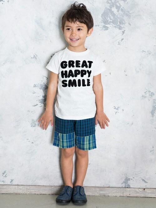 F.O.OnlineStoreさんの「FOスマイル半袖Tシャツ(BREEZE)」を使ったコーディネート