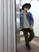 (古着) using this 河崎良侑 looks