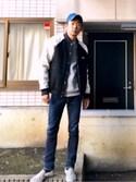 Keiji Nakanoさんの「KURO(クロ)/Diamante Modern OW(KURO|クロ)」を使ったコーディネート