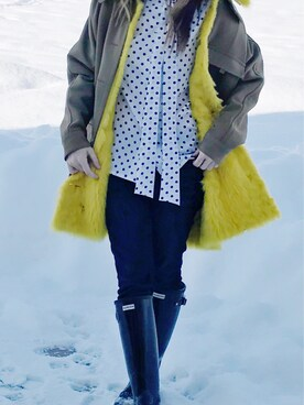 (J.CREW) using this Rosalyn  looks