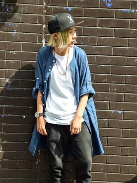 VIZ STORE-TOKYO|KyoNさんのコーディネート