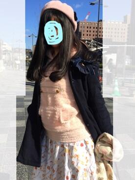 manaca*さんの(LIZ LISA|リズリサ)を使ったコーディネート