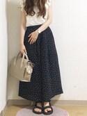nana♡さんの「Maestra S(GRACE CONTINENTAL|グレースコンチネンタル)」を使ったコーディネート