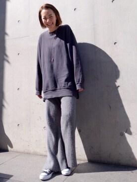 JUNNA.さんの(URBAN RESEARCH Sonny Label|アーバンリサーチサニーレーベル)を使ったコーディネート