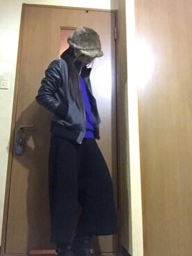 tu→koさんの(MOUSSY|マウジー)を使ったコーディネート