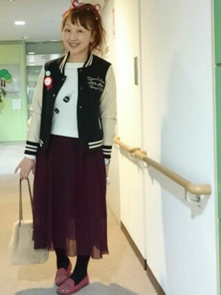 KAYOKOさんの(GU|ジーユー)を使ったコーディネート